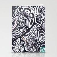 Lazybones Stationery Cards
