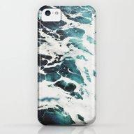 Waves iPhone 5c Slim Case