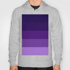Purple Stripes Hoody