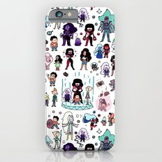 Cute Steven Universe Doodle Slim Case iPhone 6s