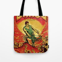 The Dixon Brother Tote Bag