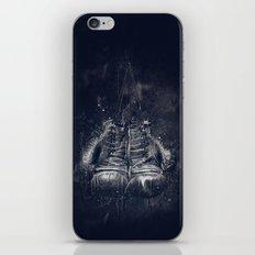 DARK GLOVES iPhone & iPod Skin