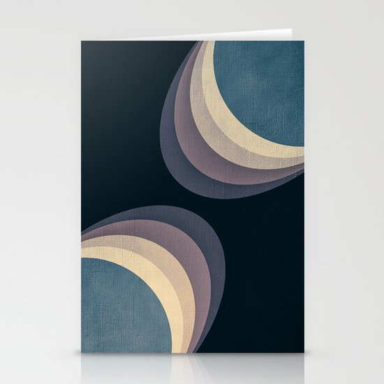 Textures/Abstract 62 Stationery Card