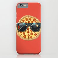iPhone & iPod Case featuring Cool Pizza by Fightstacy