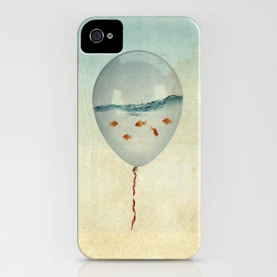 balloon fish iPhone & iPod Case
