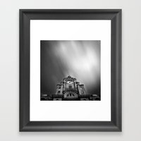 Liver Bird Framed Art Print