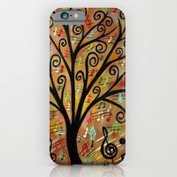 iPhone & iPod Case featuring Abstract tree-12  by maggs326