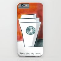 Not before my latte iPhone 6 Slim Case