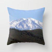 Colorado Throw Pillow