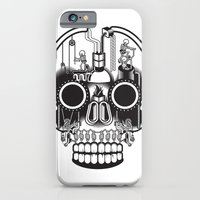 iPhone & iPod Case featuring The daily grind by Dane Flighty