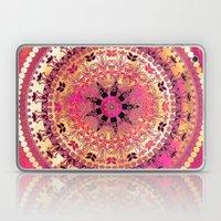 Raspberry Mandala Laptop & iPad Skin