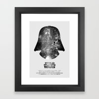 Star Wars - A New Hope Framed Art Print