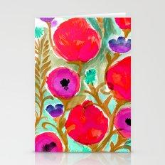 Fiona Flower Stationery Cards