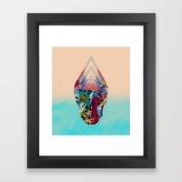 T.E.S.S.W. Framed Art Print