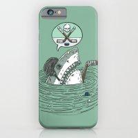 The Enforcer Shark iPhone 6 Slim Case
