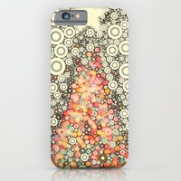 Christmas Joy -- Abstrac… iPhone 6 Slim Case