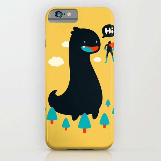 Safe from Harm iPhone & iPod Case