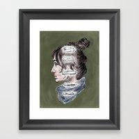Crystal Visions Framed Art Print
