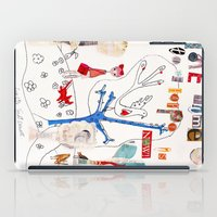 The Time To Be Happy Is … iPad Case