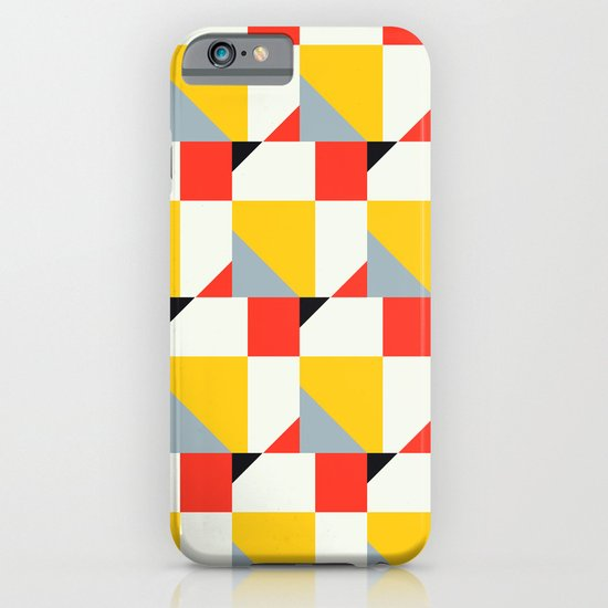 Crispijn Pattern iPhone & iPod Case