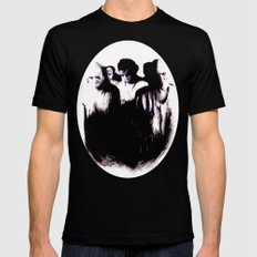 The Beyond Mens Fitted Tee Black SMALL