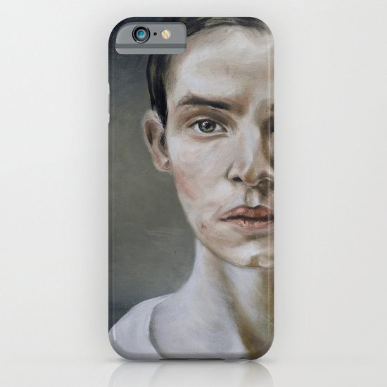 portrait (shiver) iPhone & iPod Case