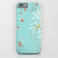 iPhone & iPod Case featuring Under the Sea by Simi Design