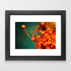 The Piper is Calling Framed Art Print