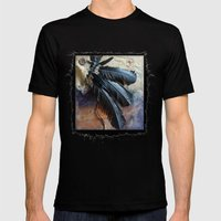 Morrigan Mens Fitted Tee Black SMALL