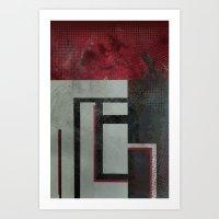 Order & ChaOs Art Print