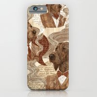 iPhone & iPod Case featuring Repitition by Anne Lambelet