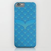 iPhone & iPod Case featuring The Last Whale by John Tibbott