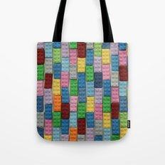 Bricks Zoom Tote Bag