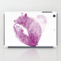 Bear your Heart iPad Case