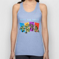 Select Your Turtle Unisex Tank Top