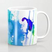 Oahu Blue Mug