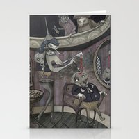 The Stone of Folly Stationery Cards