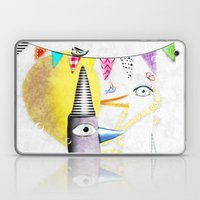 After The Flood All The … Laptop & iPad Skin