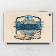 Dope Grunge iPad Case