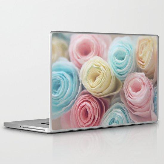 Spring into Life Laptop & iPad Skin