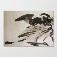 Ming's Dragon Canvas Print