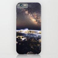 Infinite Fireworks iPhone 6 Slim Case