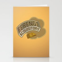 Ferengi Acquisitors Stationery Cards
