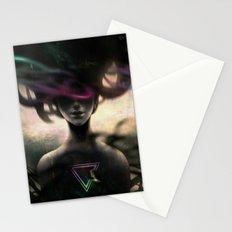 Surreal Medusa Stationery Cards