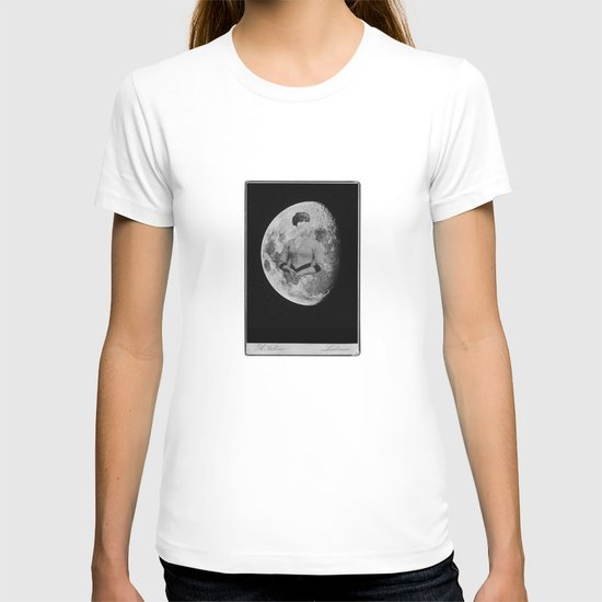 space face T-shirt