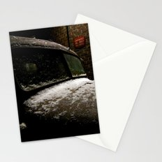 Truck Stop Stationery Cards