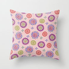Just For Fun: Orange Throw Pillow