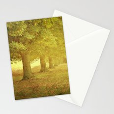 In a Line Stationery Cards