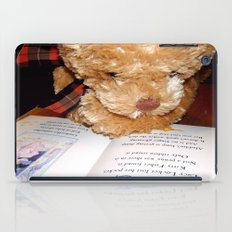 Reading does the mind good iPad Case