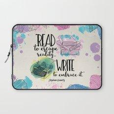 Write to Embrace design Laptop Sleeve